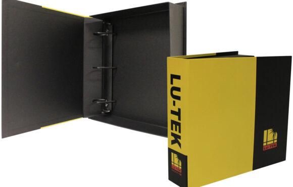 Binder Box LUTEX