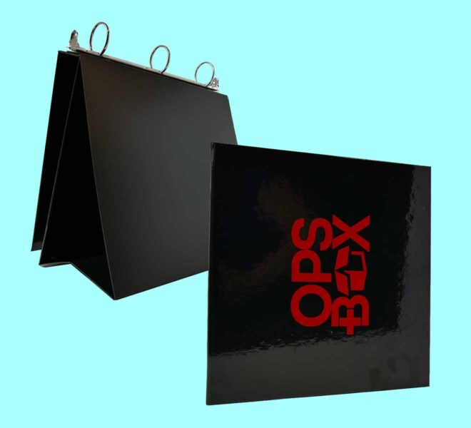 EASEL BINDERS-6-Custom-packaging-presentation-binders