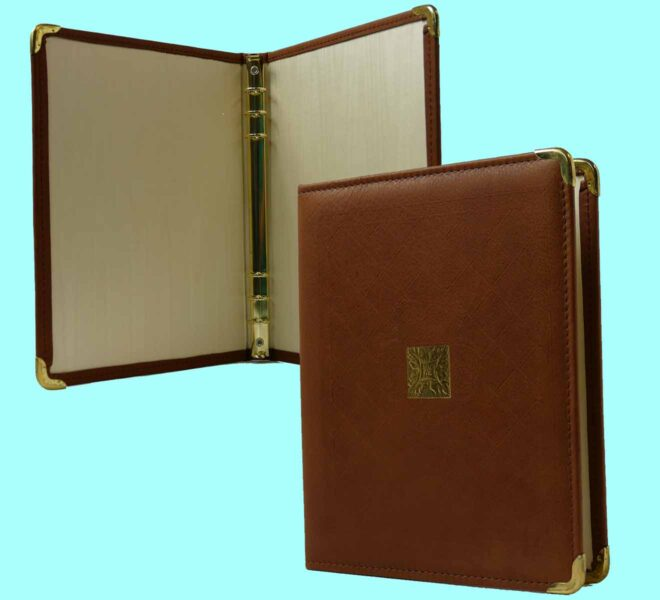 Fine-leather-binders-5-custom-leather-binders-promotional-brands