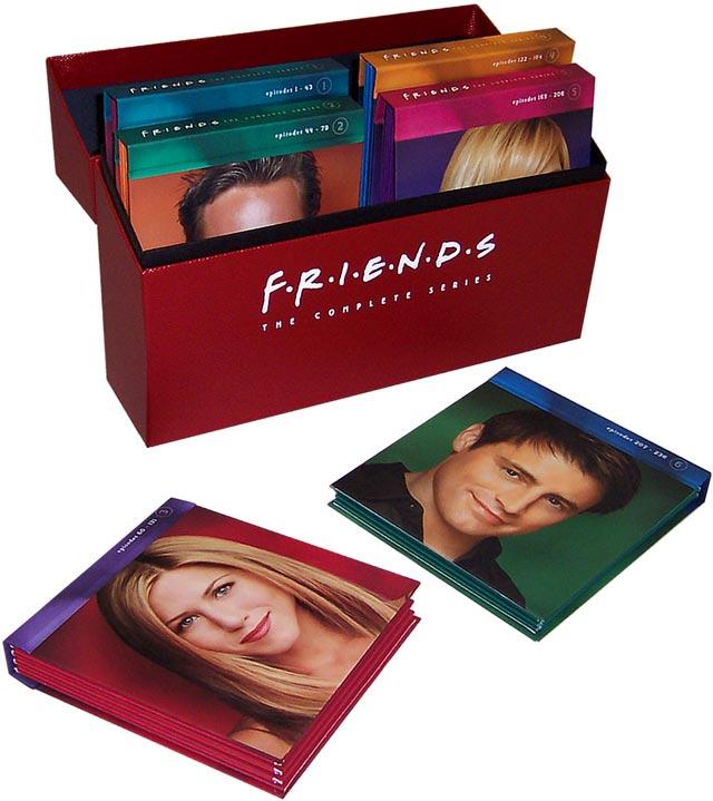 L_FriendsBoxOpen-luxury-packaging-DVD/Bluray-Series