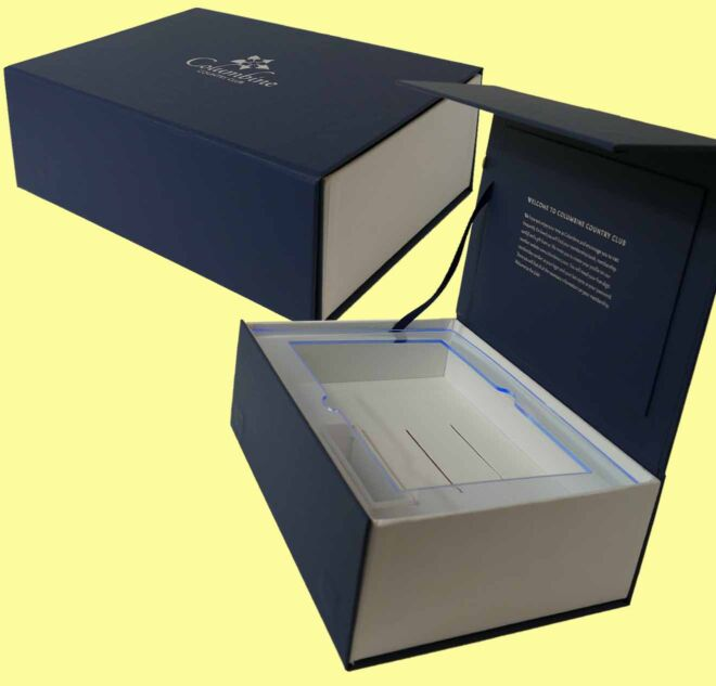 Magnet-Closure-luxury-packaging-country-club-promotion-unifiedpackaging.com