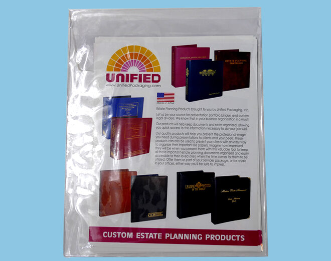 13x10.5 Large Vinyl Envelope-product-2-Custom Document Pouches