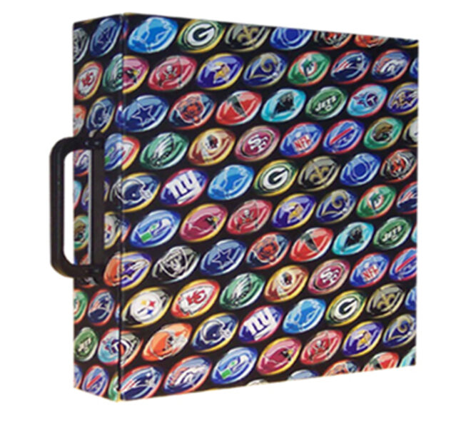 Custom-Playbook-Binder-Sports-Products-Unified-Packaging-NFL-Teams