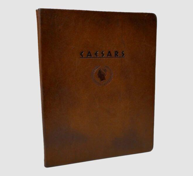 Custom-Resturant-Menus-wine-lists-ceasars-palace-unifiedpackaging.com