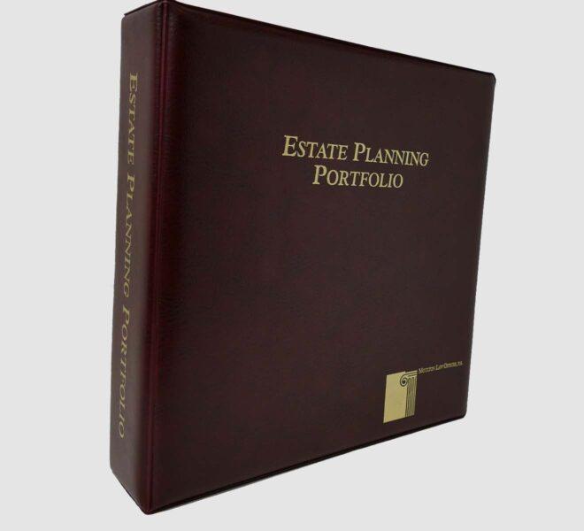 Custom-estate-planning-binders-5-Unifiedpackaging.com