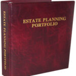 Custom Estate Planning Binders